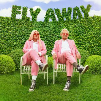 Song artwork Fly Away